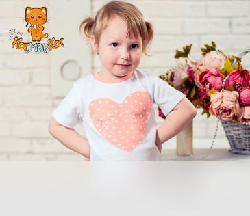 КотМарКот. Одежда и пижамы для детей от 2 до 10 лет