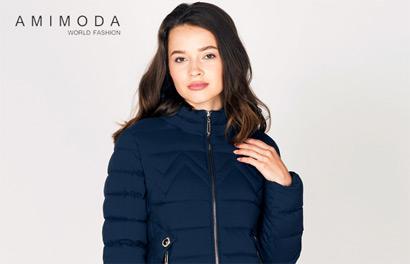 Amimoda. Женские куртки