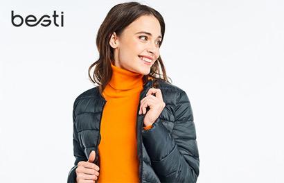 Besti. Базовая коллекция женской одежды
