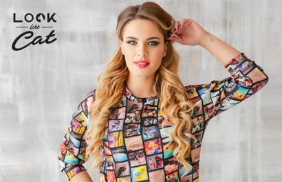 LookLikeCat. Женская одежда