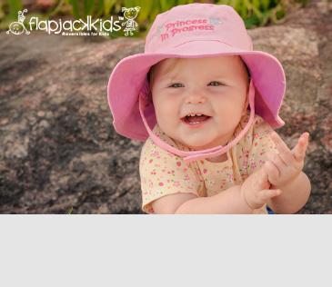 FlapJacks. Двусторонние детские панамы