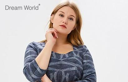 Dream World. Женская одежда больших размеров