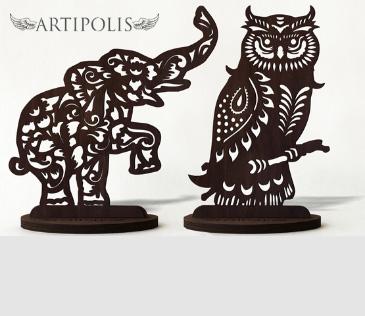 Artipolis. Подставки для украшений