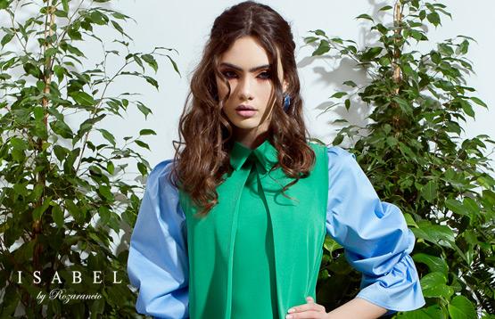 Isabel by Rozarancio. Новая коллекция женской одежды