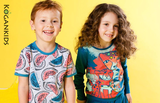 KoganKids. Трикотажная одежда и белье для детей 0-10 лет