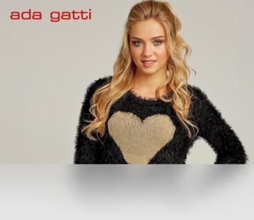 Ada Gatti. Коллекция женской одежды