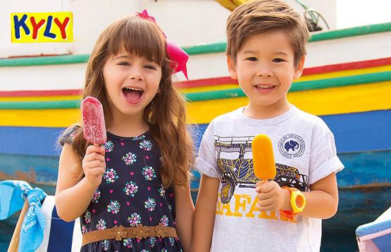 KYLY. Детская одежда из Бразилии