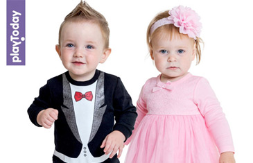 PlayToday. Одежда для малышей
