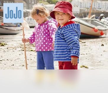 JoJo Maman Bebe. Детская одежда из Великобритании