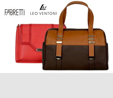 Женские кожаные сумки от компании Leo Ventoni
