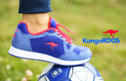 KangaROOS. Кроссовки легендарного бренда для детей и взрослых