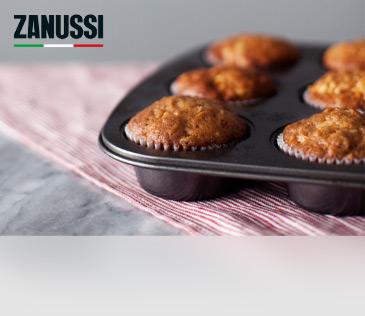 Zanussi. Посуда и кухонные принадлежности