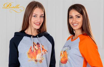 Pastilla / ModaRu. Женская домашняя одежда