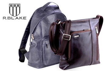 R.Blake. Мужская коллекция сумок и аксессуаров из натуральной кожи