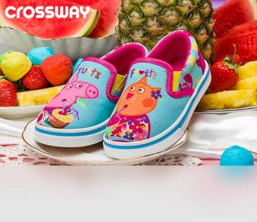 Crossway. Детская обувь с любимыми героями