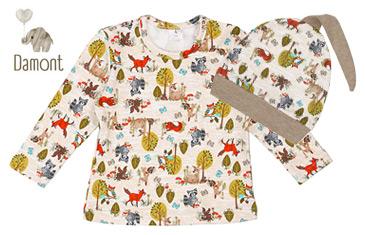 Damont. Одежда для малышей