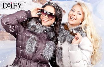 Deify. Зимняя верхняя одежда
