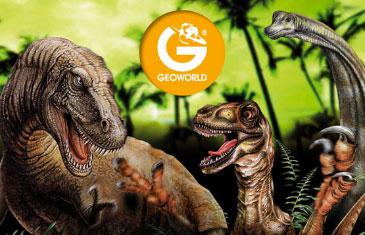 Geoworld. Наборы для юных палеонтологов