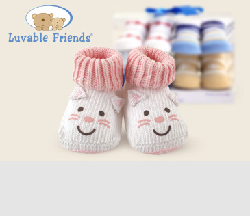 Luvable Friends. Пинетки, колготки и носочки