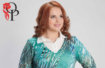 Olga Peltek. Женская одежда