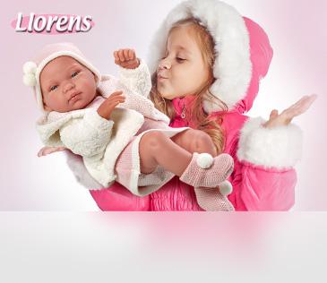 Лоренс — куклы-пупсы компании Miguel Llorens (Испания)