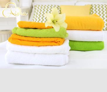 Aisha. Махровые полотенца