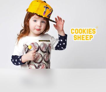 Cookies Sheep. Одежда для детей 2-6 лет
