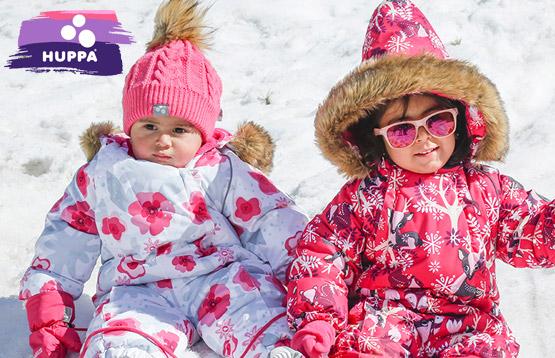 Huppa. Зимняя верхняя одежда и аксессуары