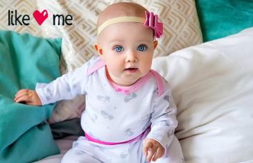 Like Me. Одежда для детей от 0 до 3 лет