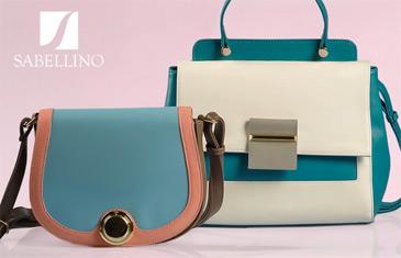Sabellino. Коллекция сумок и клатчей