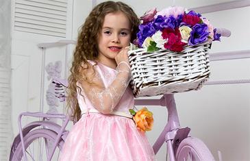 Красавушка. Нарядные платья для девочек