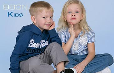 BAON Kids. Детская спортивная и повседневная одежда
