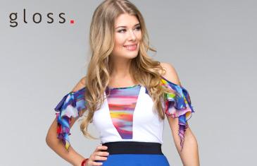 Gloss. Более 300 моделей женской одежды