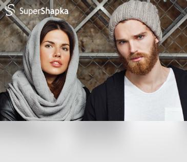 Supershapka. Головные уборы и аксессуары