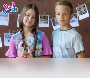 Bell Bimbo. Коллекции весна-лето 2017 для детей 3-14 лет