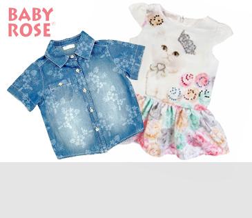 Baby Rose. Одежда для детей от 0 до 5 лет