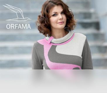Женские джемперы Orfama