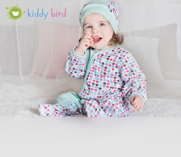 Kiddy Bird. Российская одежда для новорожденных