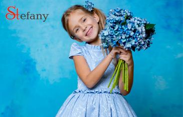 Stefany. Нарядные и летние платья, аксессуары для девочек