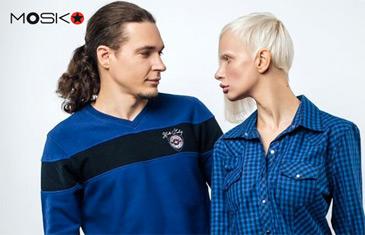 Mosko. Женская и мужская одежда, джинсы