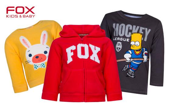 FOX Kids & Baby. Детская одежда
