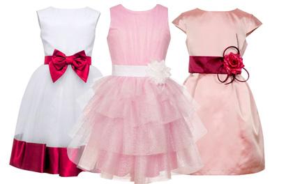 Stillini. Новогодняя коллекция платьев для девочек