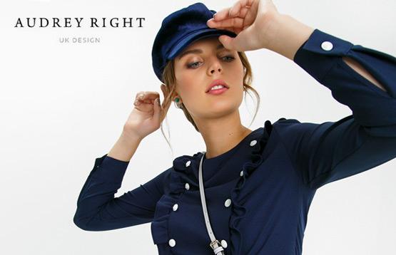 Audrey Right. Дизайнерская женская одежда