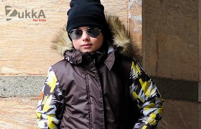 Zukka. Верхняя одежда для детей 0-12 лет