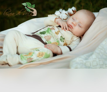 Linea di Sette. Эко-трикотаж для детей с рождения