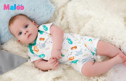 Maloo. Летняя коллекция одежды для малышей