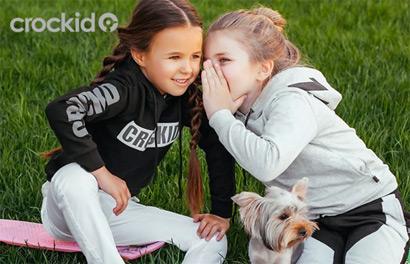 Crockid. Одежда и аксессуары для детей от 2 до 10 лет