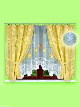 Комплект штор кухня Haft